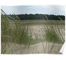 Sand Dune 2 Poster