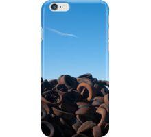 Tire pile, Wingham iPhone Case/Skin