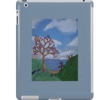 Seaside Blossoms  iPad Case/Skin
