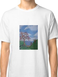 Seaside Blossoms  Classic T-Shirt