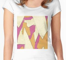 Scannography #1 Women's Fitted Scoop T-Shirt