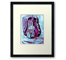 PADDY's Fiddle 1.1 Framed Print