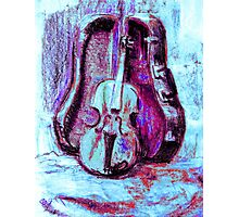 PADDY's Fiddle 1.1 Photographic Print