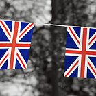 Union Jacks by Darren Buss