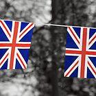 Union Jacks by Darren Buss