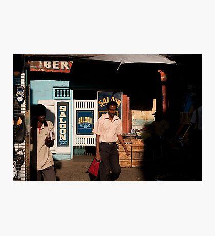 Liberty Saloon, Kandy Photographic Print