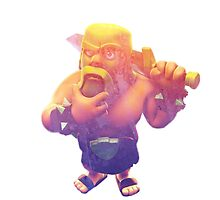 Clash of clans_v20 by silverbrush