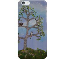 Peewee Nest iPhone Case/Skin