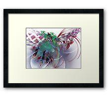 Phoenix Rising Framed Print