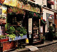 Parisian Street by MaluC