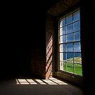 Outside Breaking In by Alan McMorris