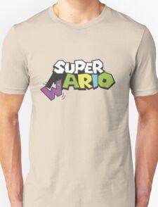 Wario Vs Super Mario T-Shirt