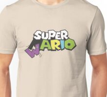 Wario Vs Super Mario Unisex T-Shirt