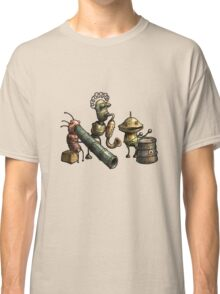 Machinarium's Jazz Band Classic T-Shirt