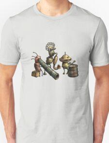 Machinarium's Jazz Band T-Shirt