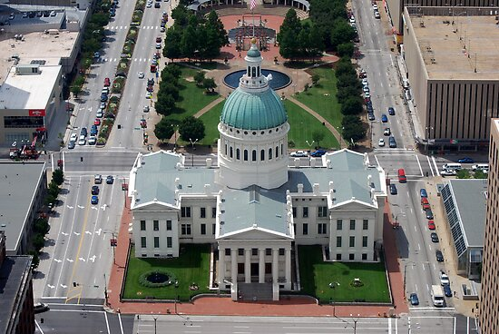 The Old Court House St. Louis by barnsis
