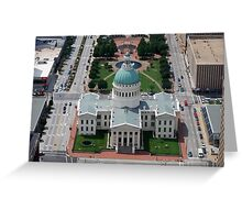 The Old Court House St. Louis Greeting Card