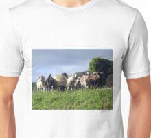 On Your Mark-Get Set-  GO Unisex T-Shirt