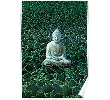 Buddha and Pebbles - Scotland - 6 Poster