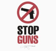 Stop Guns by CiaranMoll