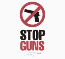 Stop Guns by CiaranMoll
