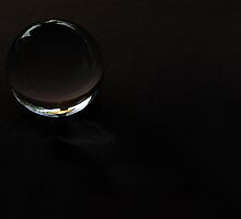 Crystal ball by Erika Gouws
