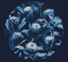Evening Proteas - Denim Blue Kids Clothes