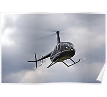 Robinson R44 Poster
