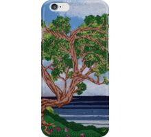 Twisted Coastal Textures iPhone Case/Skin