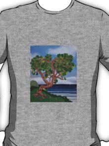 Twisted Coastal Textures T-Shirt