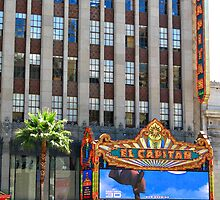 El Capitan Theater by Barbara Gordon