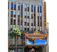 El Capitan Theater Photographic Print