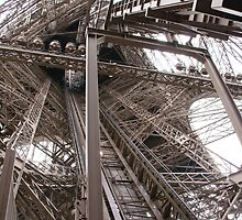 Eiffle Tower by Scott Bradach