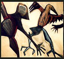 crow dance by arteology