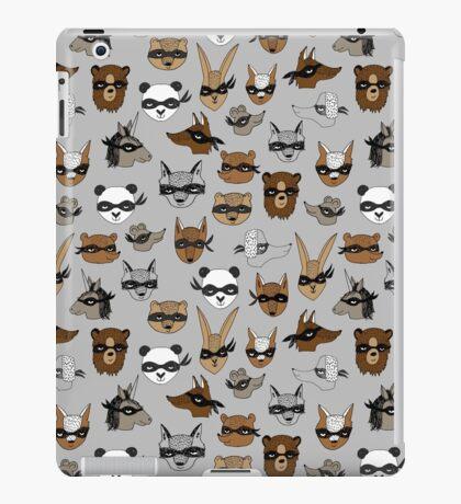 Bandit Animals by Andrea Lauren  iPad Case/Skin