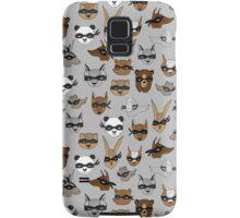 Bandit Animals by Andrea Lauren  Samsung Galaxy Case/Skin