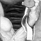 Arm Medal @ www.KeithMcDowellArtist.com  by © Keith McDowell, Artist