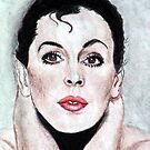 Judy Garland @ www.KeithMcDowellArtist.com by  Keith McDowell, Artist