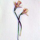 Lily @ www.KeithMcDowellArtist.com by © Keith McDowell, Artist