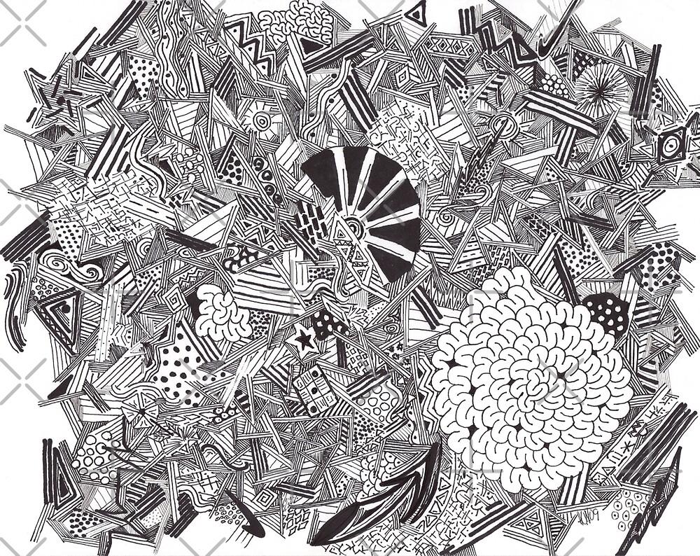 Ink Design by Holly Werner