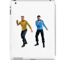 The Final Frontier  iPad Case/Skin