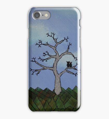 Owl Pair iPhone Case/Skin