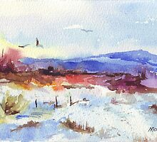 Unusual Winter in South Africa by Maree  Clarkson
