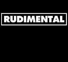 Rudimental UK Drum'n'bass White by mrrj