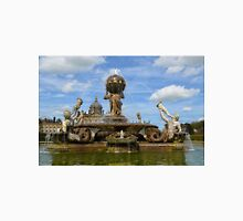 Castle Howard and Fountain Unisex T-Shirt