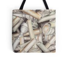 The Mouthpiece Jumble Experiment Tote Bag