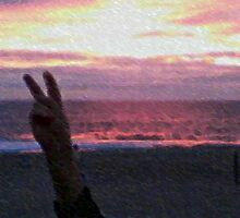 Peace!! by Mark Martsolf