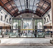 Stazione Genova Principe by John Bauder