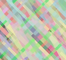 Colorful Squares Pattern by metron