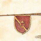 Heraldry Trumpet by Ken Powers